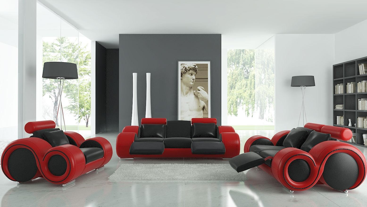 Amazingly Unique Sofa Set Designs For A Special Living Room