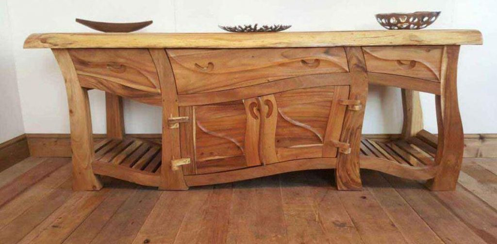 Handmade furniture design trend